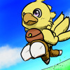 Chocobo Theme Remix(Hanz Up!)