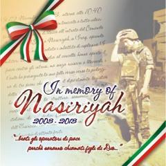 Soldati senza guerra (testo di Enrico Bogino, musica di Simone Gullì, interpretata di Emanuele Hesael Pavano)