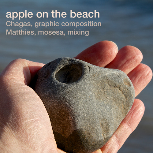 Apple on the beach (Matthies, mosesa, mixing) 1