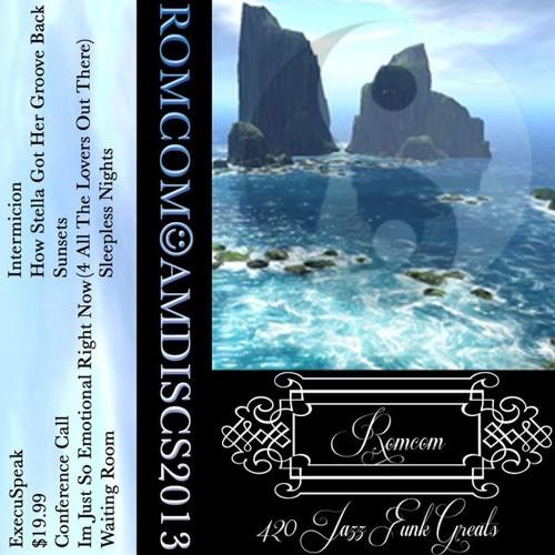 ROMCOM - 'Intermición' - 420 Jazz Funk Greats - 2013 (AMDD124)