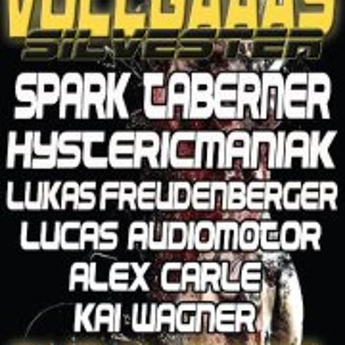 Audiomotor @ Vollgaaas Silvester 2012