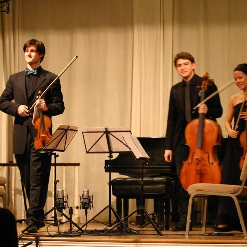 Trio (2012) by David Carpenter - World Premiere