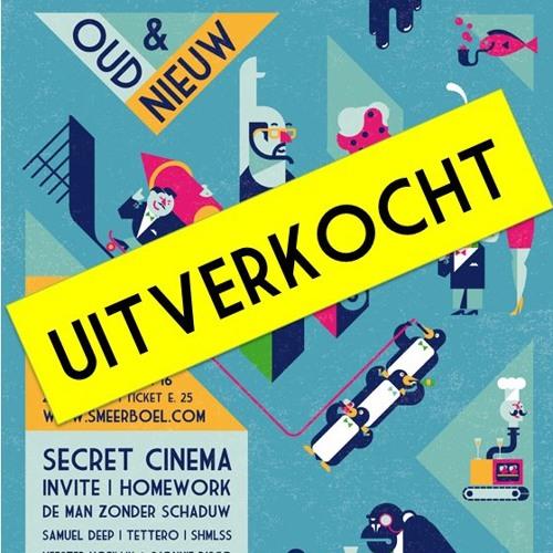 Wouter S Closingset @ Smeerboel NYE 31-12-2012 Hal16 Utrecht