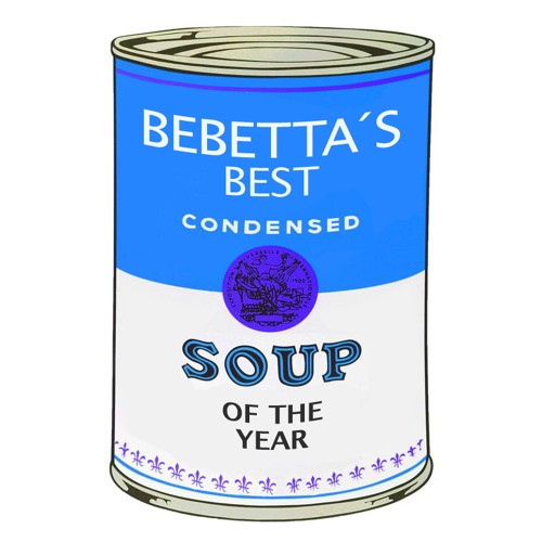 Bebetta - Soup of the year