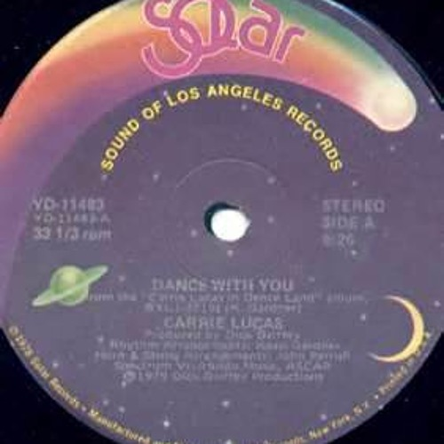 Carrie Lucas - Dance With You (Funk Hunk Re-Edit )