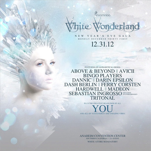 Darin Epsilon - Live at White Wonderland NYE [Dec 31 2012]