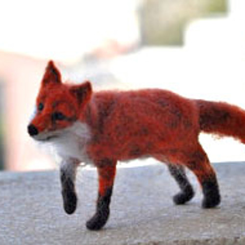 So said the Felt Fox- plz read description :)