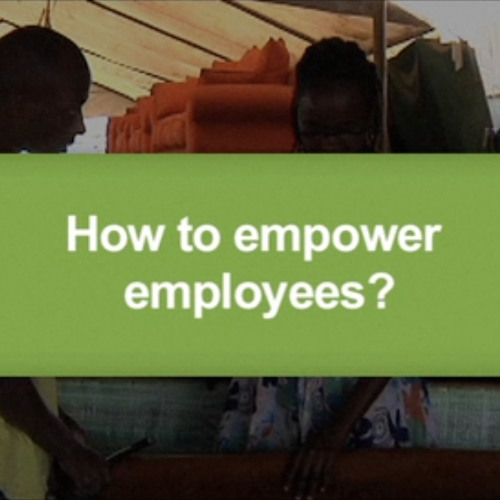 How to empower employees