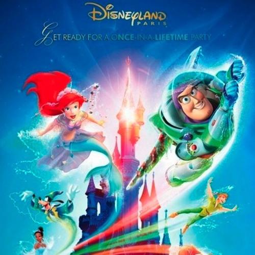 Disney Giants - Disneyland Paris European Advertising Campaign 2012