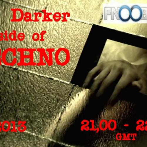 The Darker Side Of Techno 01 01 2013