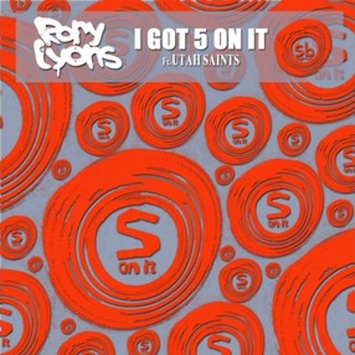 Rory Lyons feat Utah Saints - 5 On it (The Squatters Remix)