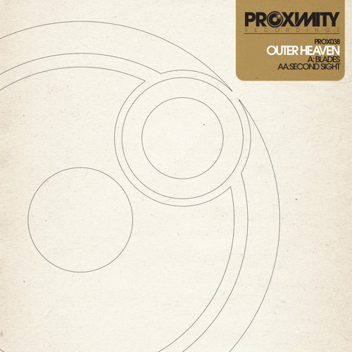 A. Blades [Proximity Recordings - PROX038] OUT NOW