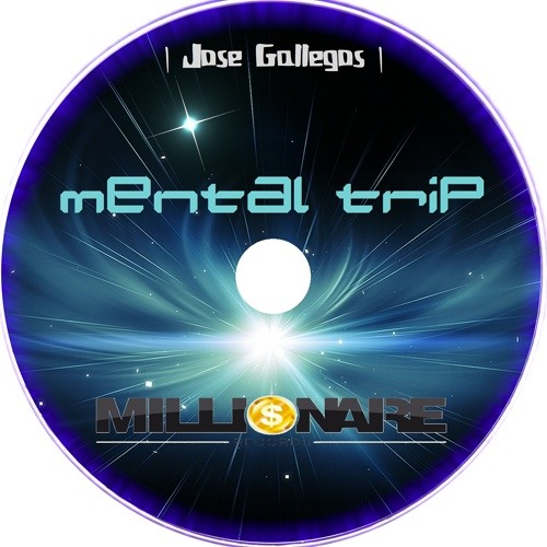 Jose Gallegos-Real Slow(Original Mix) [CUTTED] | MENTAL TRIP | BUY YOUR COPY!
