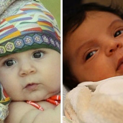 Direct from Hollywood: Most Searched Celeb Babies of 2012