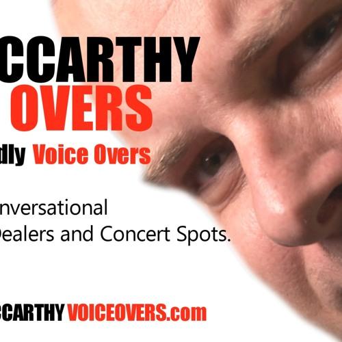 Main Demo :: Jim McCarthy Voice Overs