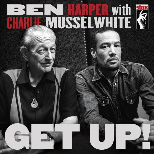 """""""I Dont Believe A Word You Say"""" by Ben Harper with Charlie Musselwhite"""