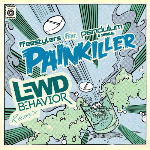 The Freestylers - Painkiller Ft. Pendulum (Lewd Behavior Remix)