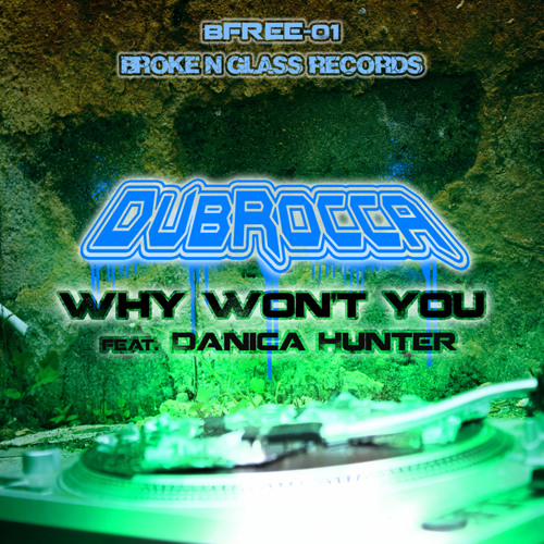 DubRocca - Why Won't You (2step Mix) (feat. Danica Hunter) FREE