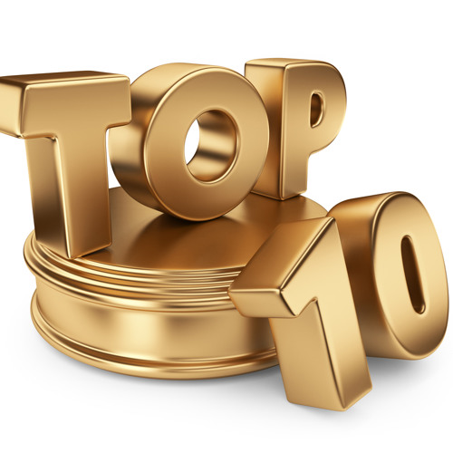 Stevie's Top 10 of 2012 mix