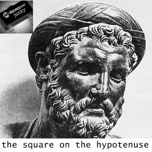 the square on the hypotenuse