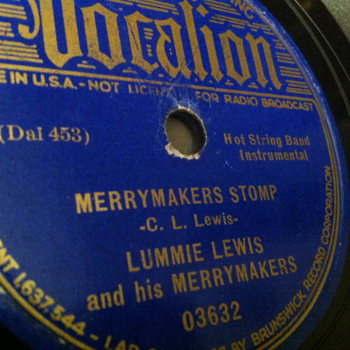 Merrymakers Stomp