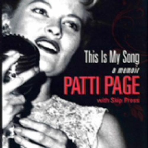 Miss Patti Page - Visit to Cape Cod / Radio Interview/