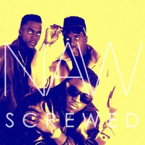 Naaaaawwww Screwed Instrumental [Produced by Yorel]