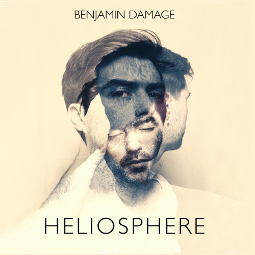"""Benjamin Damage """"Extrusion"""" (50WEAPONSCD/LP12) Out on Feb 22, 2013"""