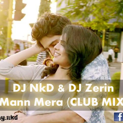 DJ NKD AND DJ ZERIN-MAN MERA(TG)