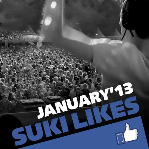 JOEYSUKI presents SUKI LIKES vol. 7 (2012 Yearmix)  --  FREE DOWNLOAD