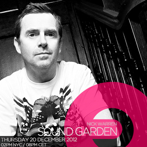 Nick Warren : Soundgarden : Dec 2012 Pt. 2