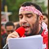 أنا بالدمعِ سأروي نَصَّ مأساتي / علي حمادي