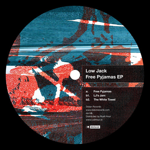 Low Jack - Free Pyjamas EP [dsr-h5]