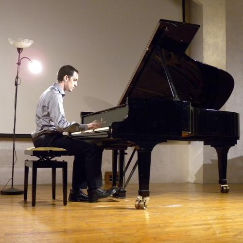 Bartok - 6 Romanian Folk Dances - Tal Agam, Piano
