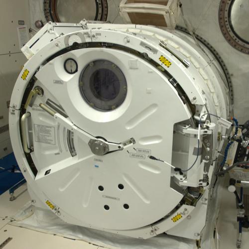 Japanese Experiment Module Ambient Noise