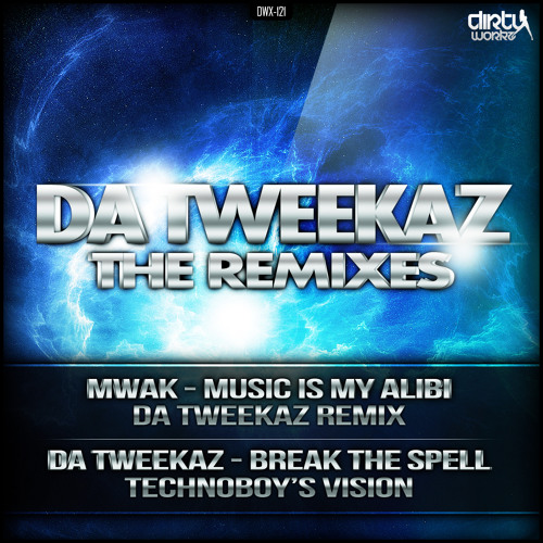 Da Tweekaz - Break the Spell (Technoboy's Vision) (Official HQ Preview)