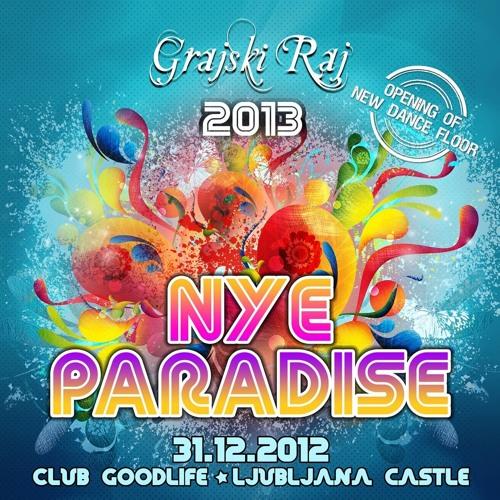 Mike Vale Live @ Ljubljana Castle NYE 31.12.2012
