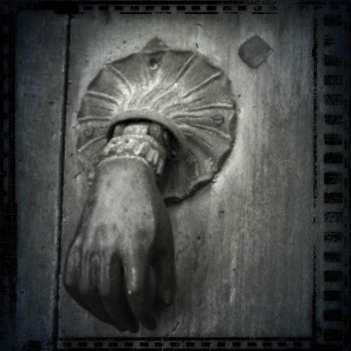 Wooding door