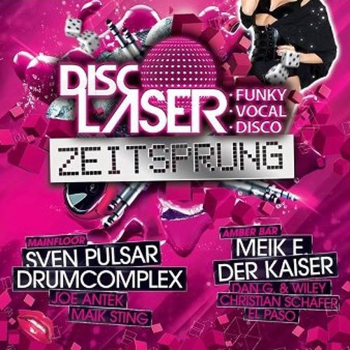 Maik Stachel(Maik Sting) livemix 08.12.2012 Zeitsprung meets Discolaser