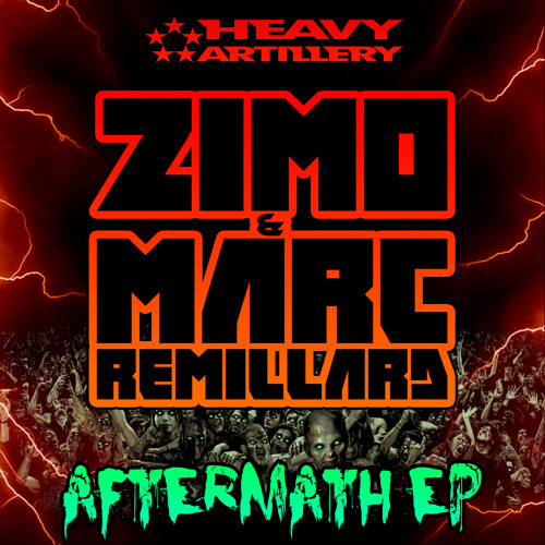ZIMO & MARC REMILLARD - ZOMBIE CRONIC (out now!)