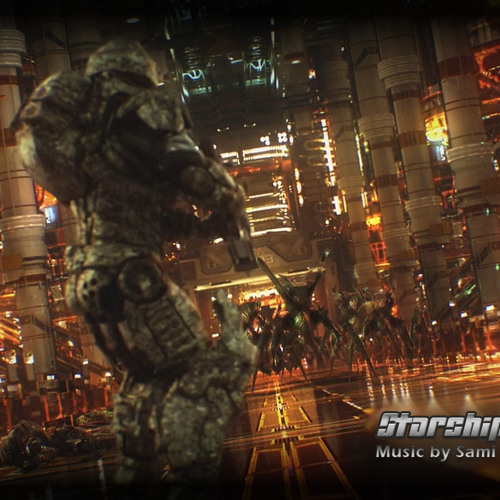 Sami Matar - Starship Troopers (Orchestral Live)