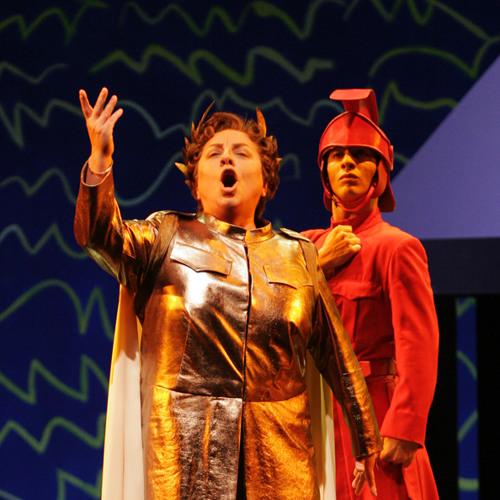 """Seattle Opera """"Countdown to the 50th!"""" 2007 Ewa Podles GIULIO CESARE"""