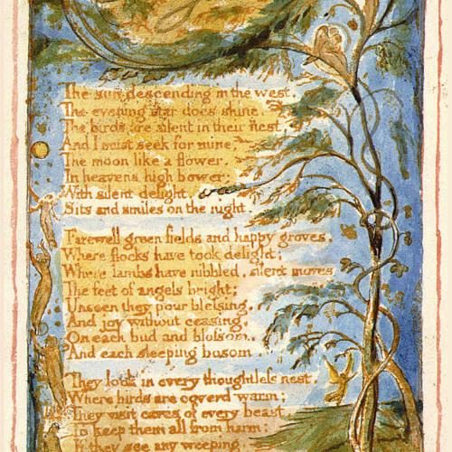 Night (fragmento) - William Blake (1757-1827)