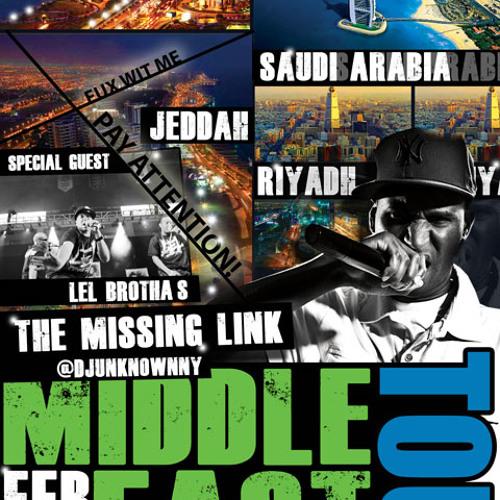 #SaudiArabia #Dubai Radio Spot 2012 Tour