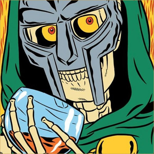 Never Ending ft. MF Doom