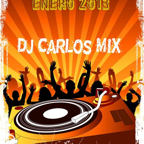 Regeaton Mix Enero 2013 - Dj Carlos Mix (Sin Tips)