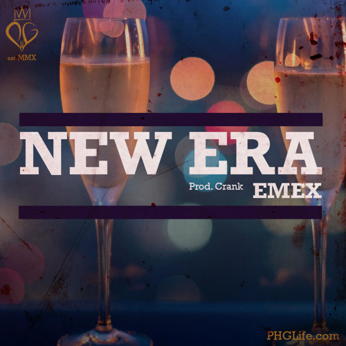 eMeX - New Era [Prod. by Crank]