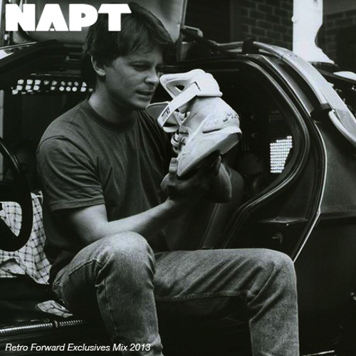 NAPT Retro Forward Exclusives Mix (Rinse FM Jan 2013)