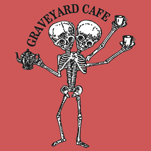 Graveyard Cafe - Dinner With Dali (Live at The Gypsy Den 11-06-12)