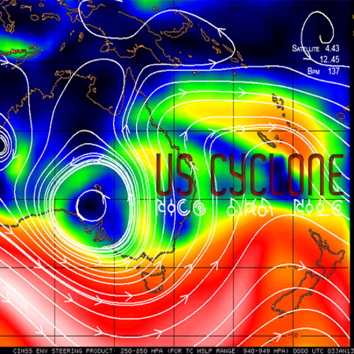 [Mix] Us Cyclone - Progressive Psy - Nicolas Lecaillon [Free Download]